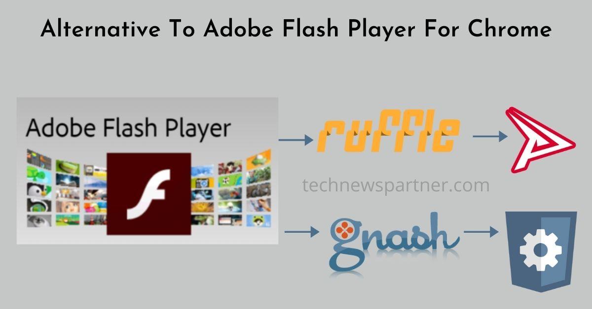 Alternative To Adobe Flash Player For Chrome