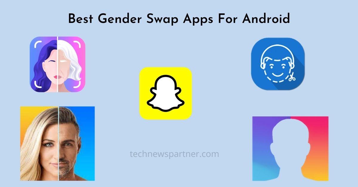 Gender Swap App