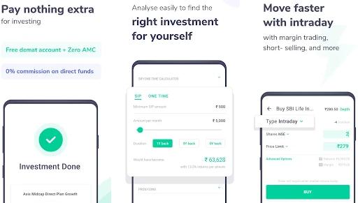 best trading app in India 2021