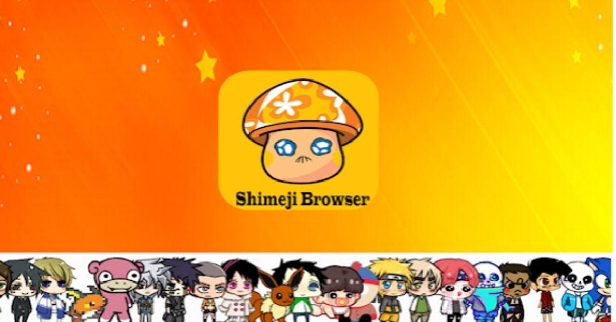 Shimeji Browser Extension