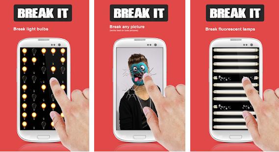 crack and break it