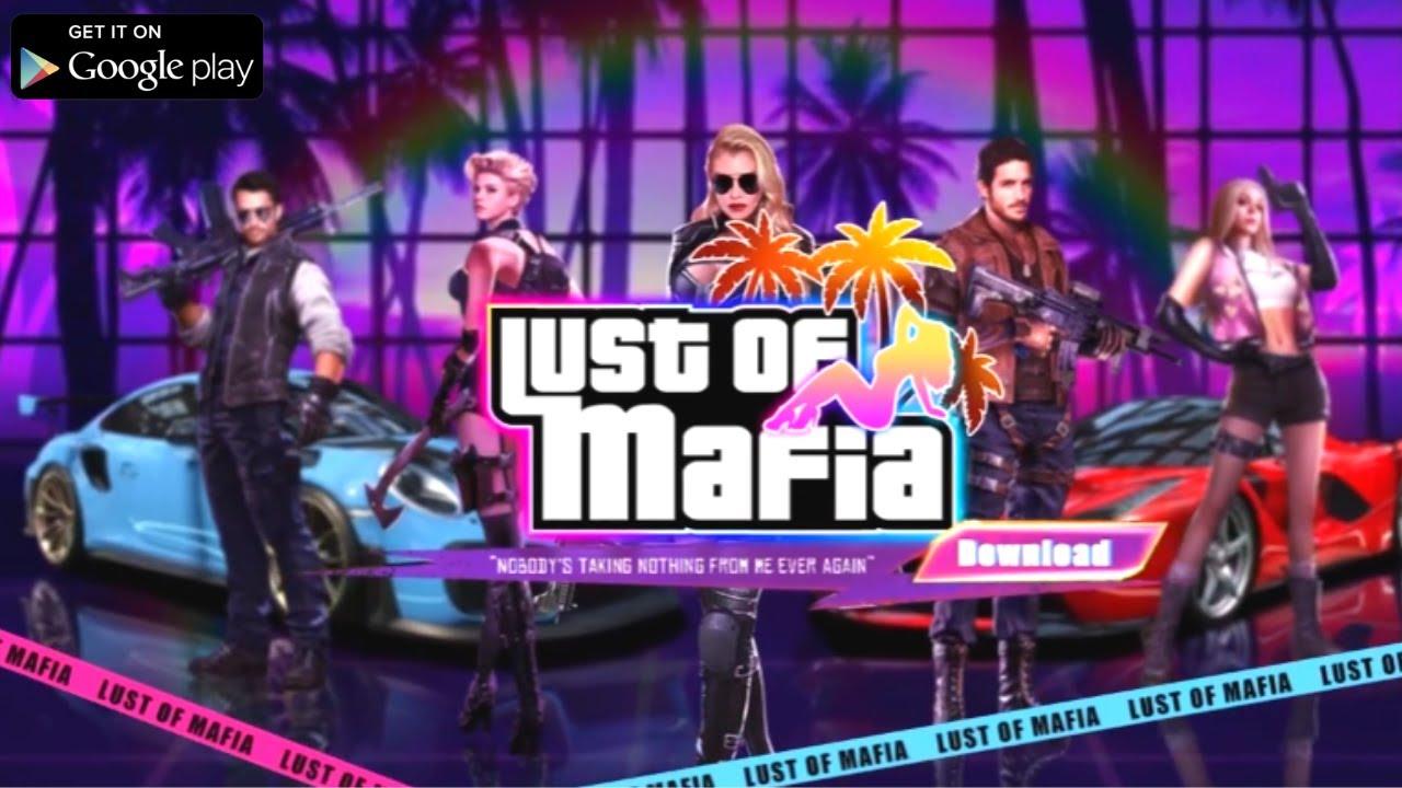 lust of mafia