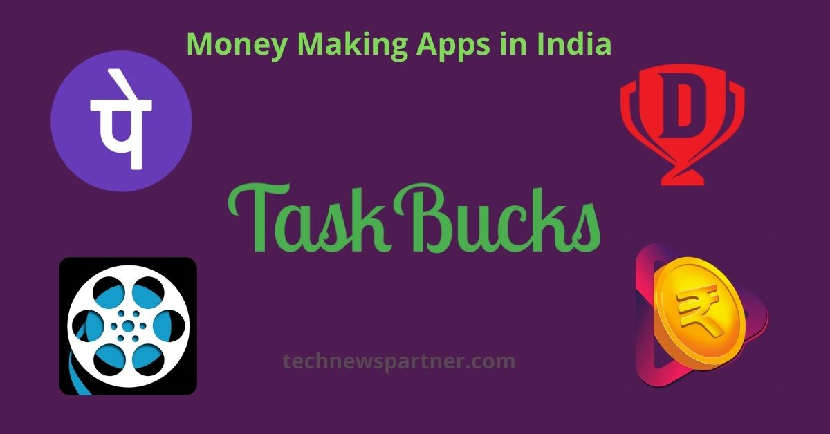 money making apps in India