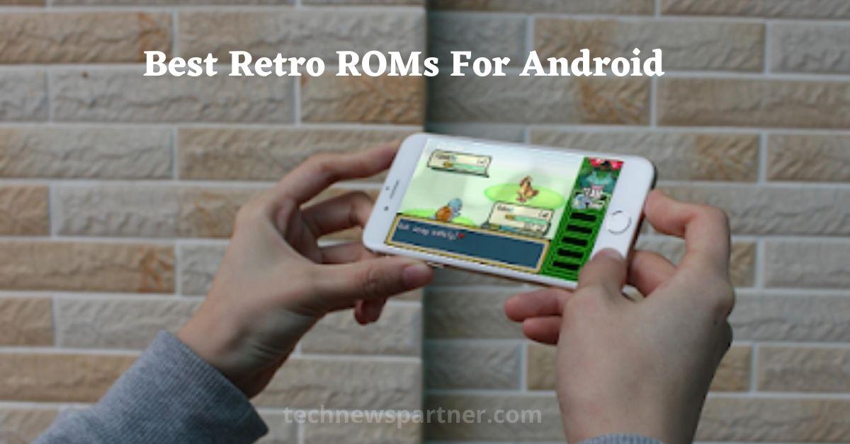 Retro ROMs Android