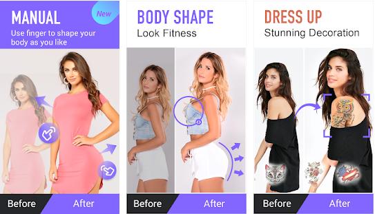 Body Editor App