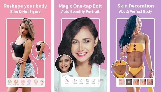 Perfect Me - Body Editor & Face Retouch &Skin Tune